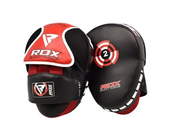 Used Curved Boxing Pads