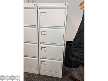 Used 4 Drawer Filing Cabinets