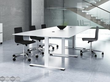 Brand New 2800mm Boardroom Table - Other Sizes and Finishes Available