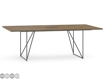 Brand New Meeting Tables with Modern Tubular Frame