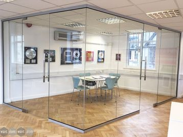 <b>Brand New Glass Partitioning - Competitive Prices and Quick Delivery</b>