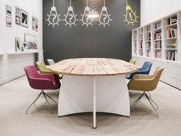 Brand New Panel Leg Boardroom/Meeting Tables