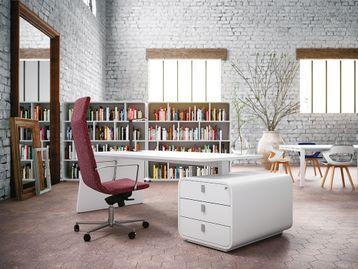 Stylish Brand New Executive Desks