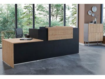 Brand New Modular Reception Desks - Choice of Size, Configuration & Finish