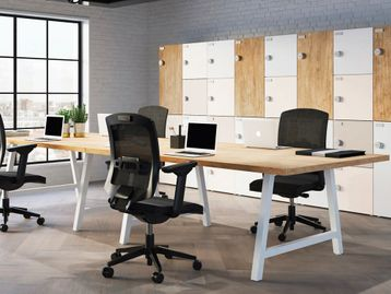 Brand New Contemporary Collaborative Table/Workspace