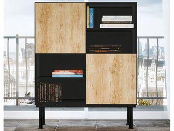 Contemporary Storage Units