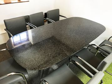 Used 2100mm Charles Eames Segmented Table