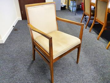 Used Boardroom Meeting Chairs with arms