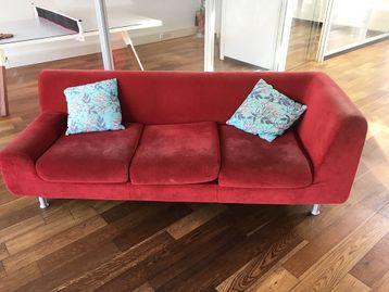 Used Habitat 3 Seater Sofa