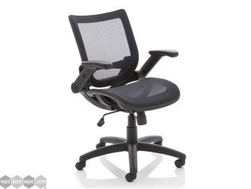 Brand New Full Mesh Operator Chair