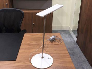 Used Humanscale 'Horizon' Desk Lamp