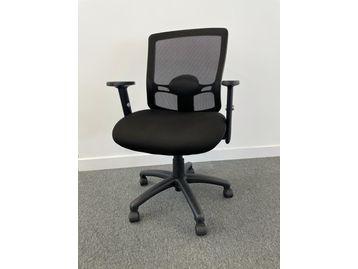 Mesh Black Operator Chairs