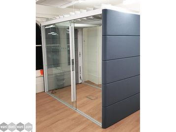 Used Orangebox Air-23 Acoustic Office Pod Booth