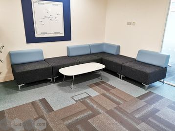 Used Elite Modular Sofa
