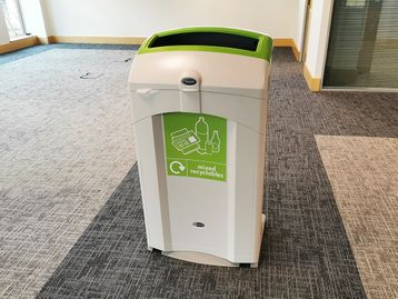 Used Nexus 100 Mixed Recycling Bin