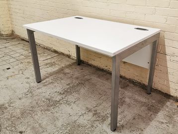 Used 1200mm Desks with Modesty Panel