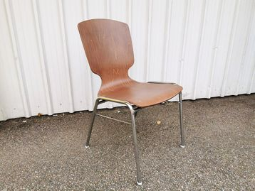Used Dauphin Amico Stacking Chair