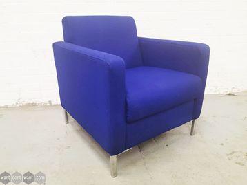 Used Herman Miller Armchair