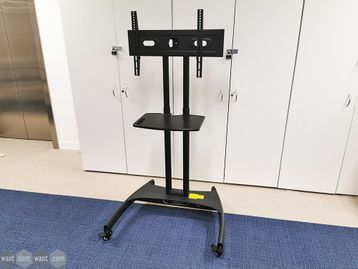 Used Floor-standing Monitor Stands on Wheels