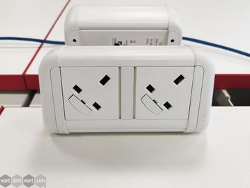 Used White Desktop Power Modules