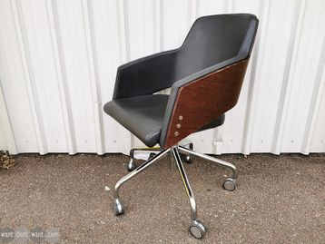 Used Sitia 'Major' Designer Leather Boardroom Chairs