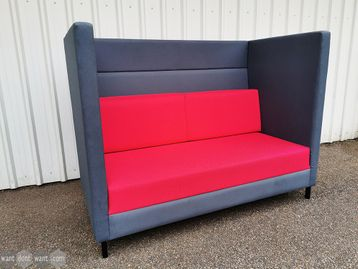 Used Senator 'Elegance' High Back Sofas