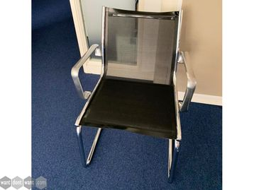 Used Mesh Boardroom Chairs