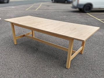 Used Extendable Ikea Kitchen Table