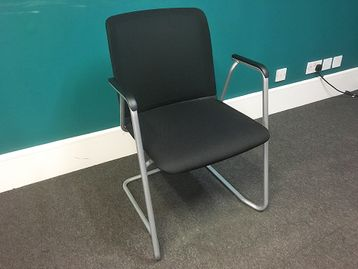 Used Haworth Cantilever Meeting Chairs
