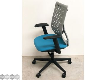 Brand New Elite Chairs with Choice of Seat Fabric and Grey Back