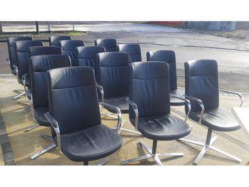 Used Orangebox Calder Boardroom Meeting Chairs