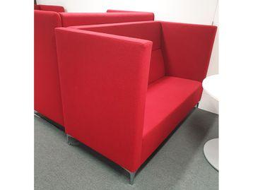 Used Techo High Back Sofa