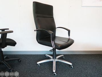 Used Executive Leather Chairs