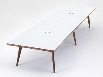 Ex Display James Burleigh 'Osprey' Collaborative Table/Desk