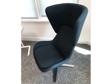 Used Orangebox Avi-02 High Back Lounge Chairs