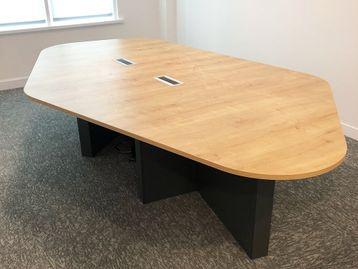 Used Orangebox 3400mm Boardroom Table