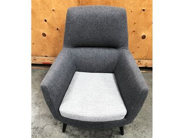 Used Sixteen3 Fabric Armchairs