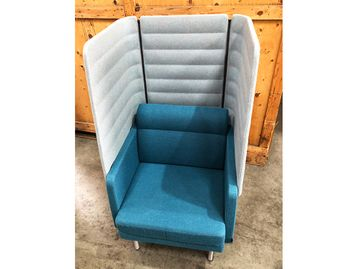 Used Narbutas Arcipelago Single Seat High Back Armchair