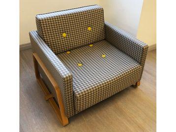 Used Theo Lounge Armchair