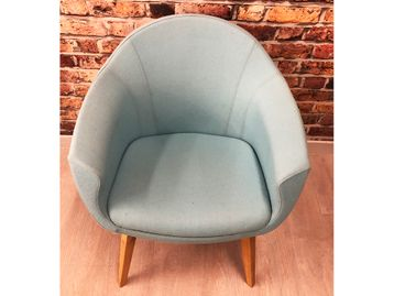 Used Connection 'Mortimer' Armchair