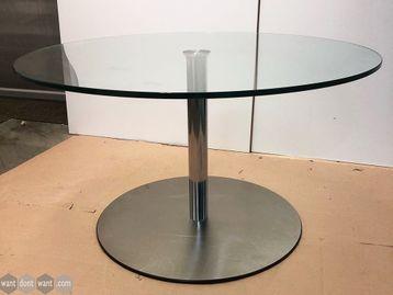 Used Orangebox 'Breaker' Glass Coffee Tables