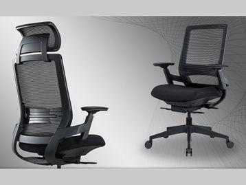 Brand New Full Adjustable Mesh Operator Chair