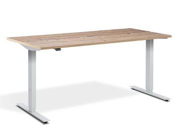 Brand new height-adjustable desks with dual motors