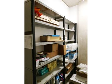 Used Storage Racking - Poor Condition