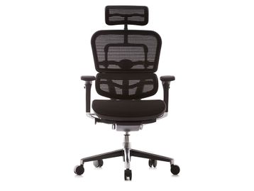 Brand New Mesh Operator Chairs Including Optional Headrest