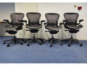 Used Herman Miller Aeron Chair