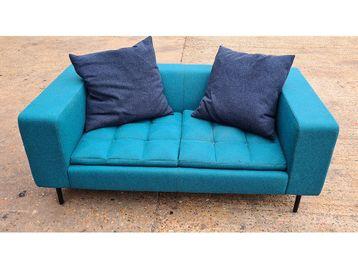 Never Used Boss Design 'Fairfax' 2 Seater Sofa