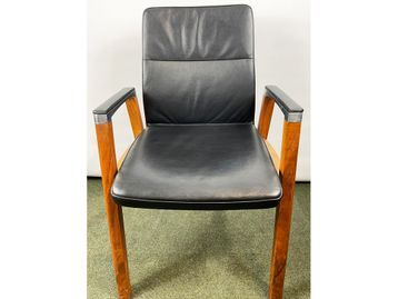 Used Sven Christiansen Fulcrum Conference Chairs
