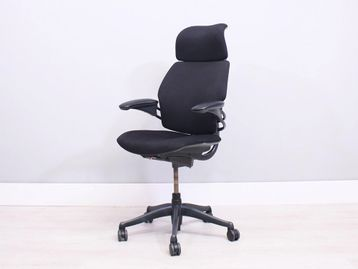 Used Humanscale Freedom Chairs with Headrest