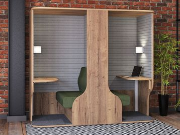 Brand New Working Pod with Customisable Finishes